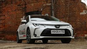 Новая Toyota Corolla: единство традиционного качества и смелого современного дизайна