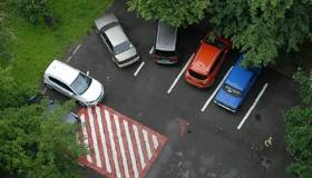 """Как """"застолбить"""" за собой парковочное место во дворе"""