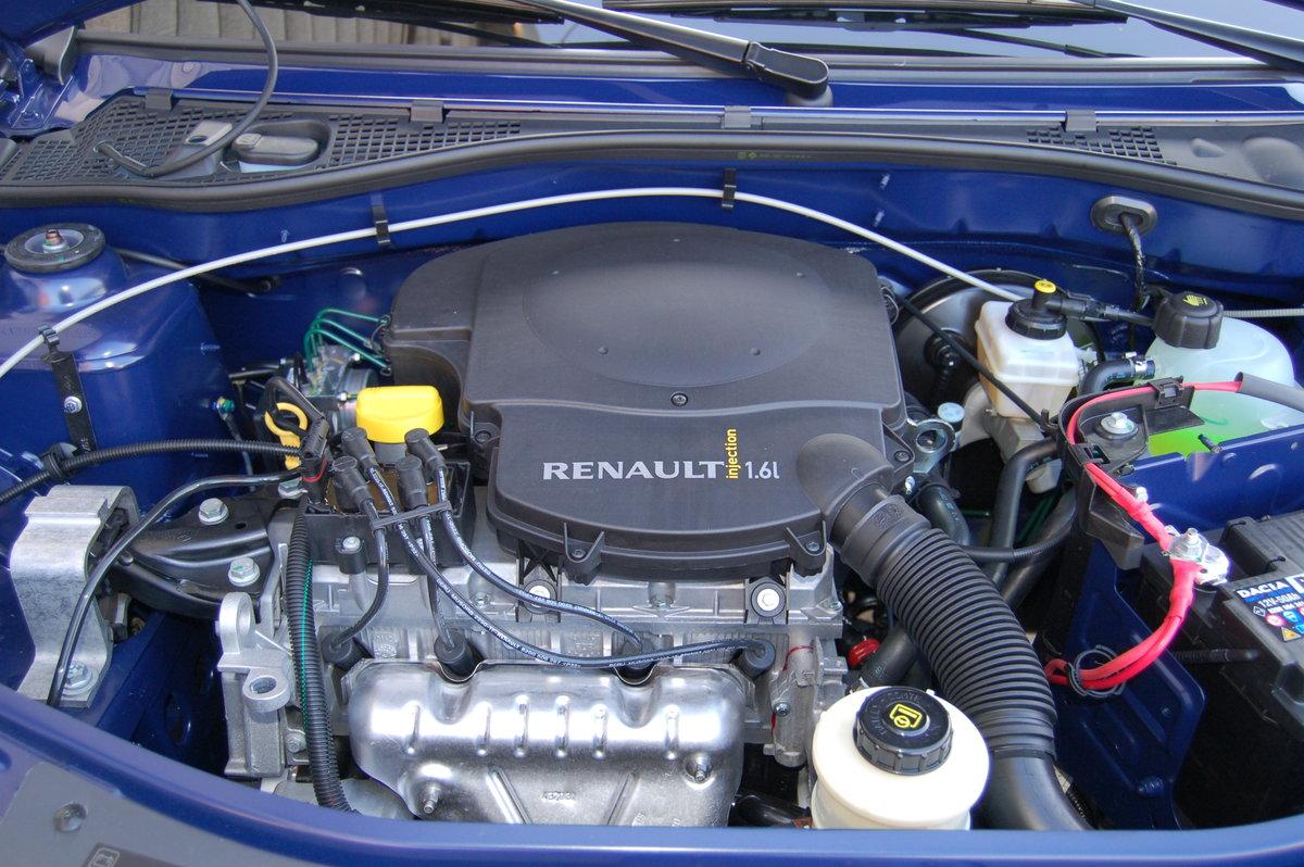 4 Цилиндровый двигатель 16 клапанный