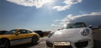 Porsche Russia Roadshow 2012
