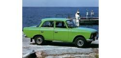 ИЖ Москвич-412 1967-2001