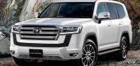 Появились новые подробности о новом Toyota Land Cruiser 300