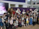 АвтоКлаус Центр собрал маленьких гостей на новогодний праздник - фотография 74
