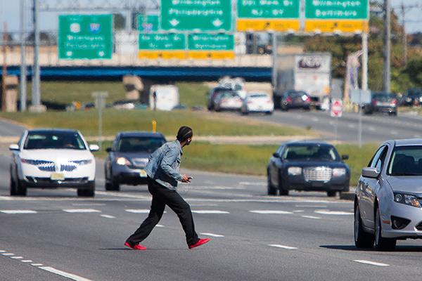 Штраф за пешехода фото