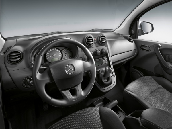 Mercedes-Benz Citan Микроавтобус фото