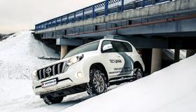 Toyota LC Prado 2014: Обновление легенды