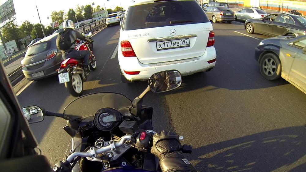 Количество мотоциклов в стране