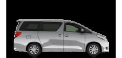 Toyota Alphard 2015-2017