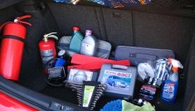 10 вещей, которые всегда должны быть в авто - проверьте багажник