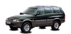 SsangYong Musso 1998-2006