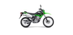 Kawasaki KLX250 - лого