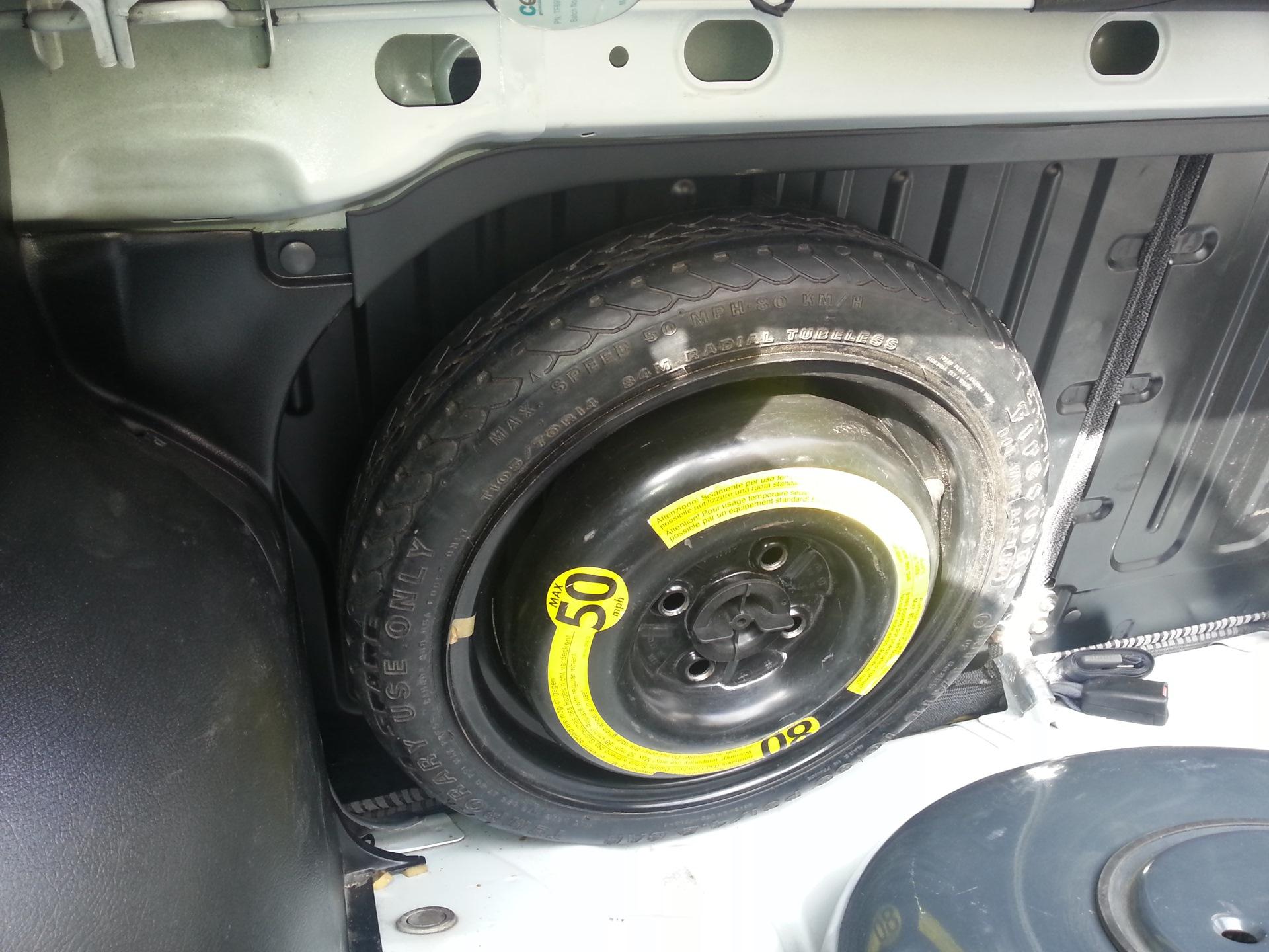Проблемы после замены колеса