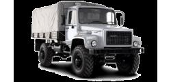 ГАЗ 33081 Бортовой
