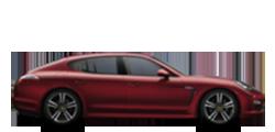 Porsche Panamera хэтчбек 2016-2021 новый кузов комплектации и цены
