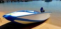 Лодка, которую можно собирать за 60 секунд